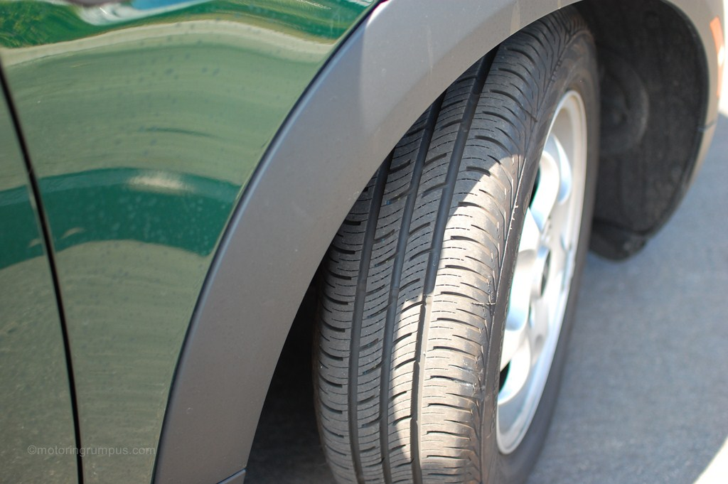 2012 Mini Cooper Tires