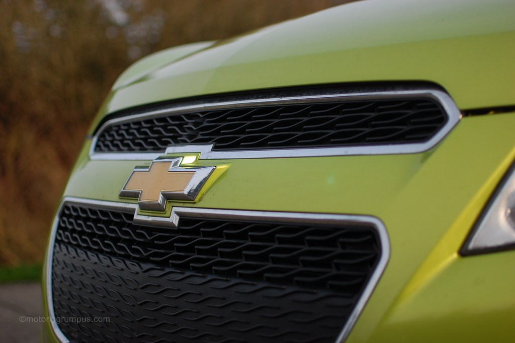 2013 Chevy Spark 1LT Front Grille