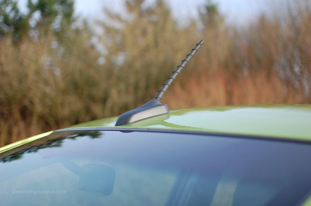 2013 Chevy Spark Aerial