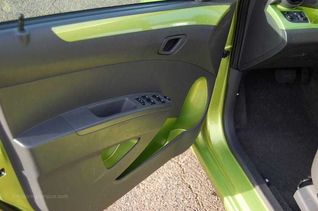 2013 Chevy Spark Driver Door