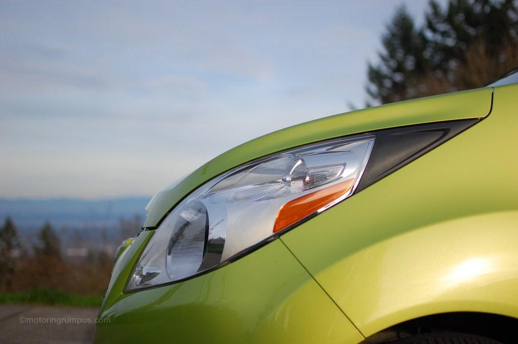 2013 Chevy Spark Headlight