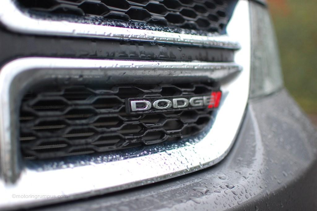 2012 Dodge Journey Grille