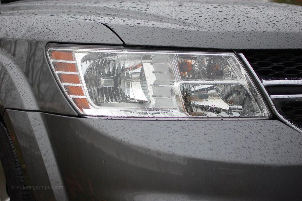 2012 Dodge Journey Headlight