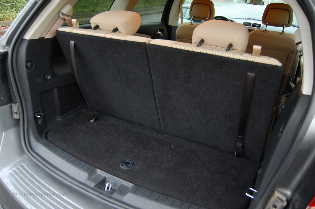 2012 Dodge Journey Trunk