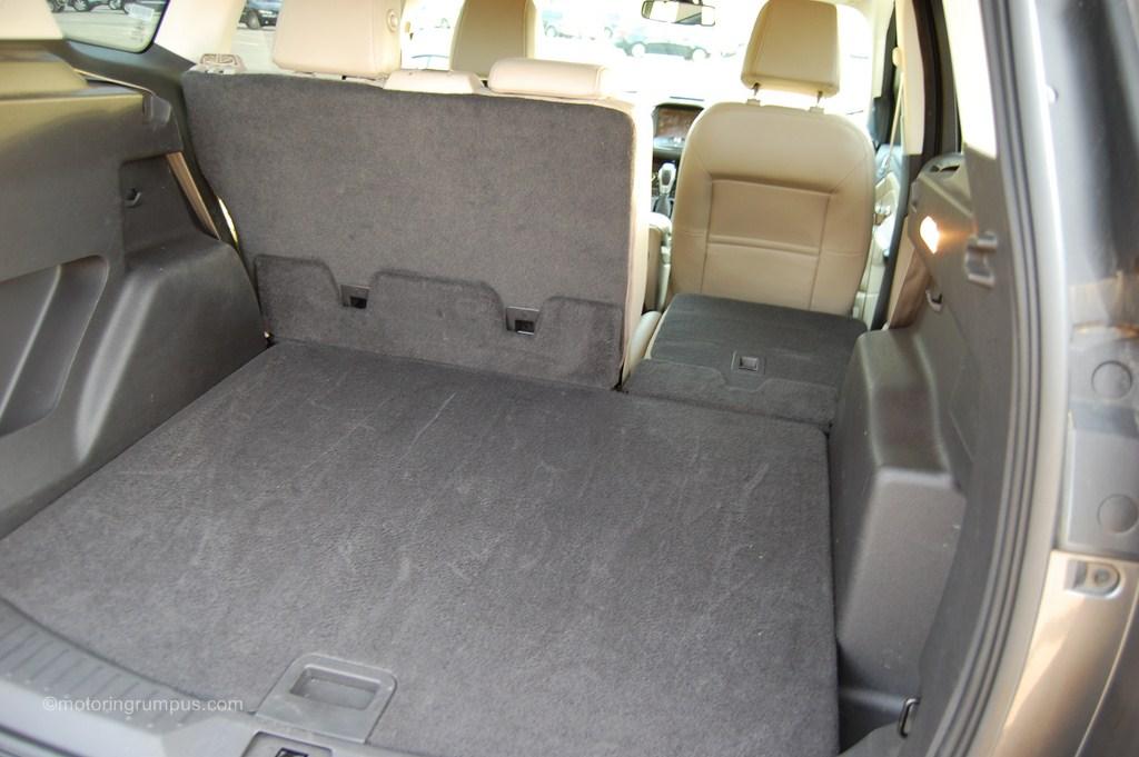 Ford Escape Cargo Space >> 2013 Ford Escape Cargo Space Motoring Rumpus