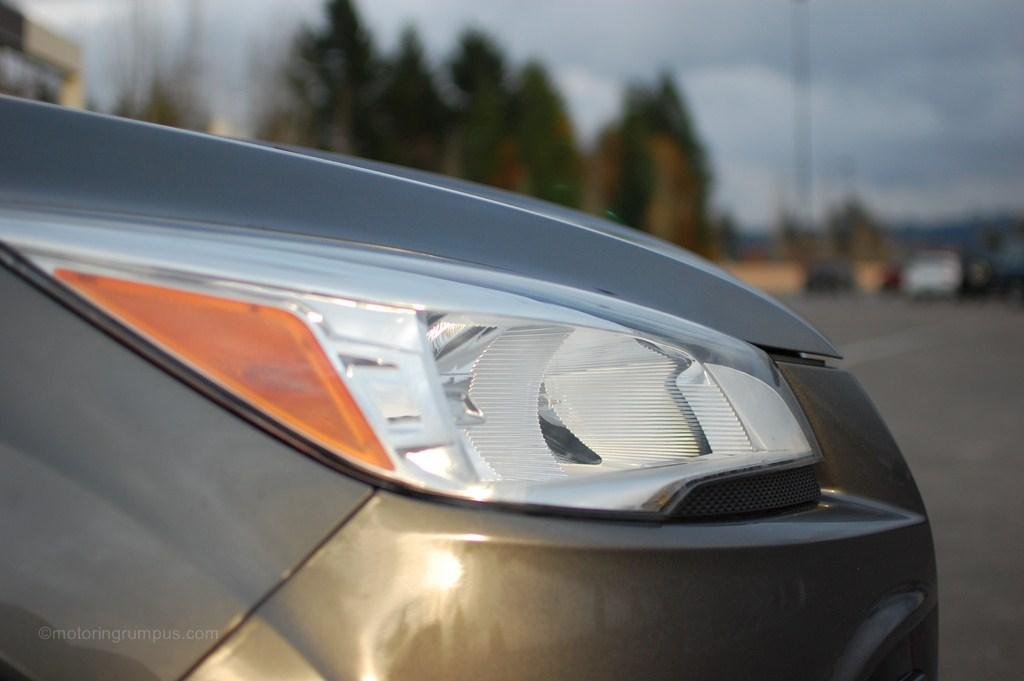 2013 Ford Escape Headlight