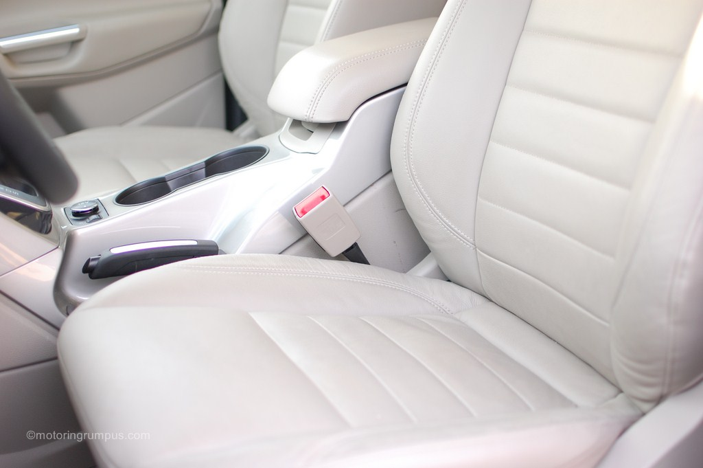 2013 Ford Escape Heated Leather Seat
