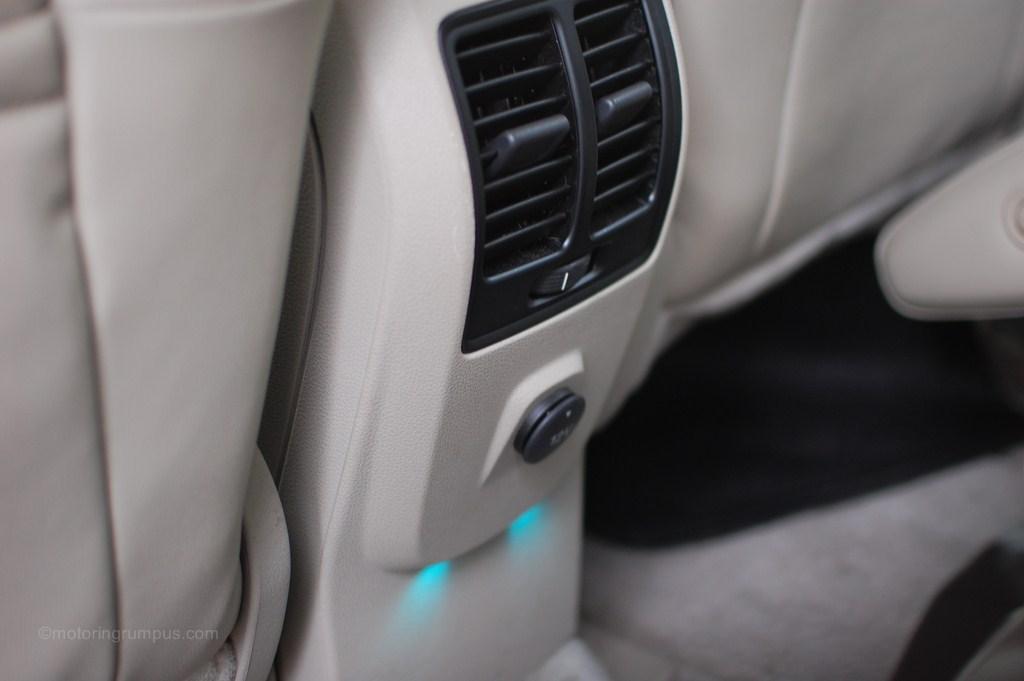 2013 Ford Escape Rear 12v Outlet
