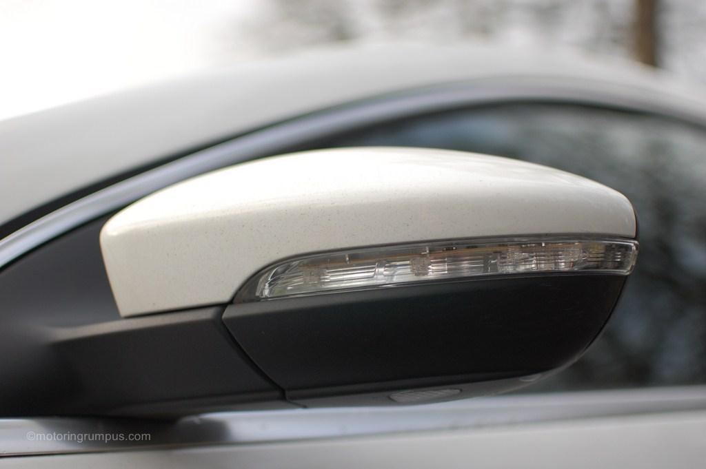 2013 Volkswagen CC Turn Signal Mirror