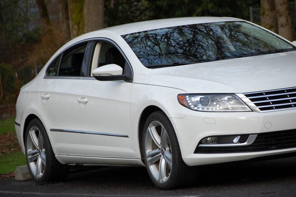 2013 Volkswagen CC White