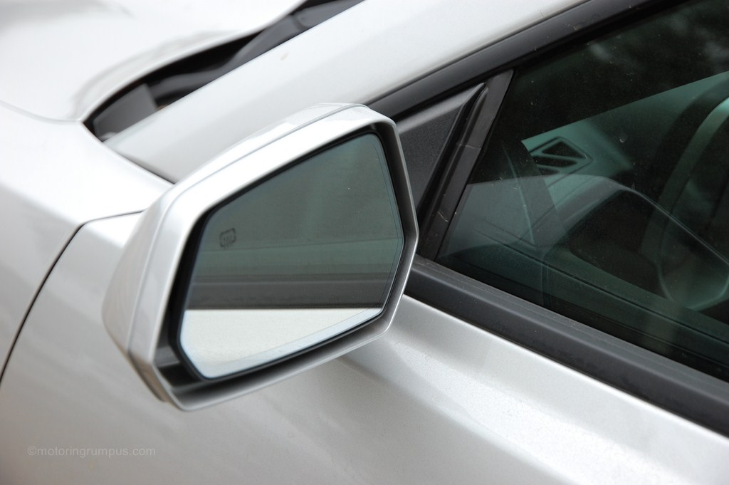 2014 Chevy Camaro 2SS Heated Mirror