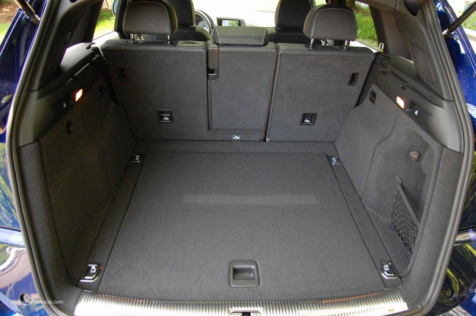 2014 Audi SQ5 Cargo Space