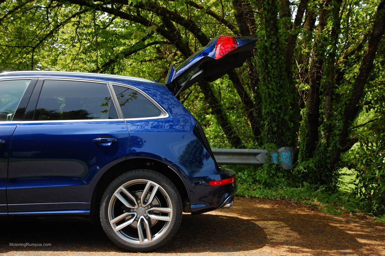 2014 Audi SQ5 Power Tailgate