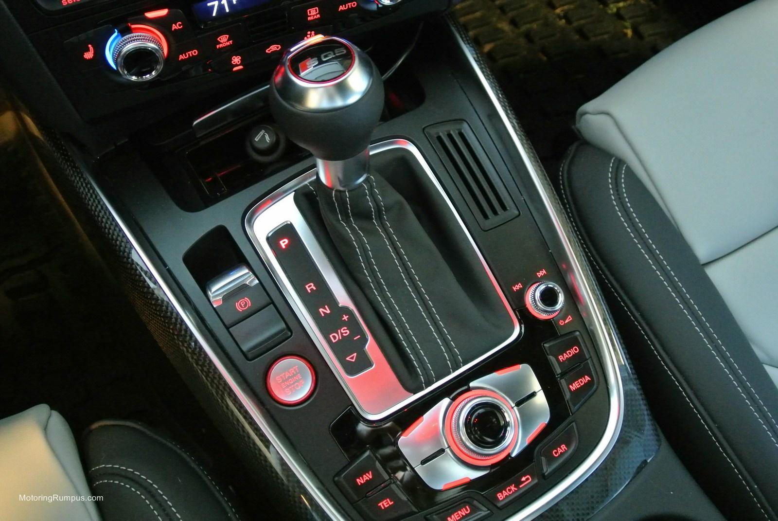 2014 Audi SQ5 Shifter