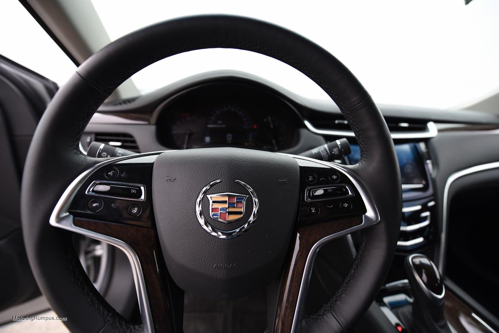 2014 Cadillac XTS Steering Wheel