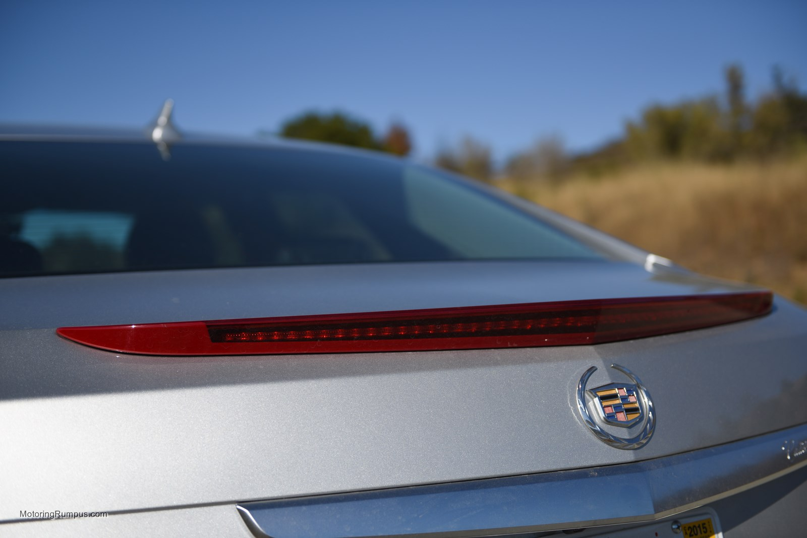 2014 Cadillac XTS Third Brake Light