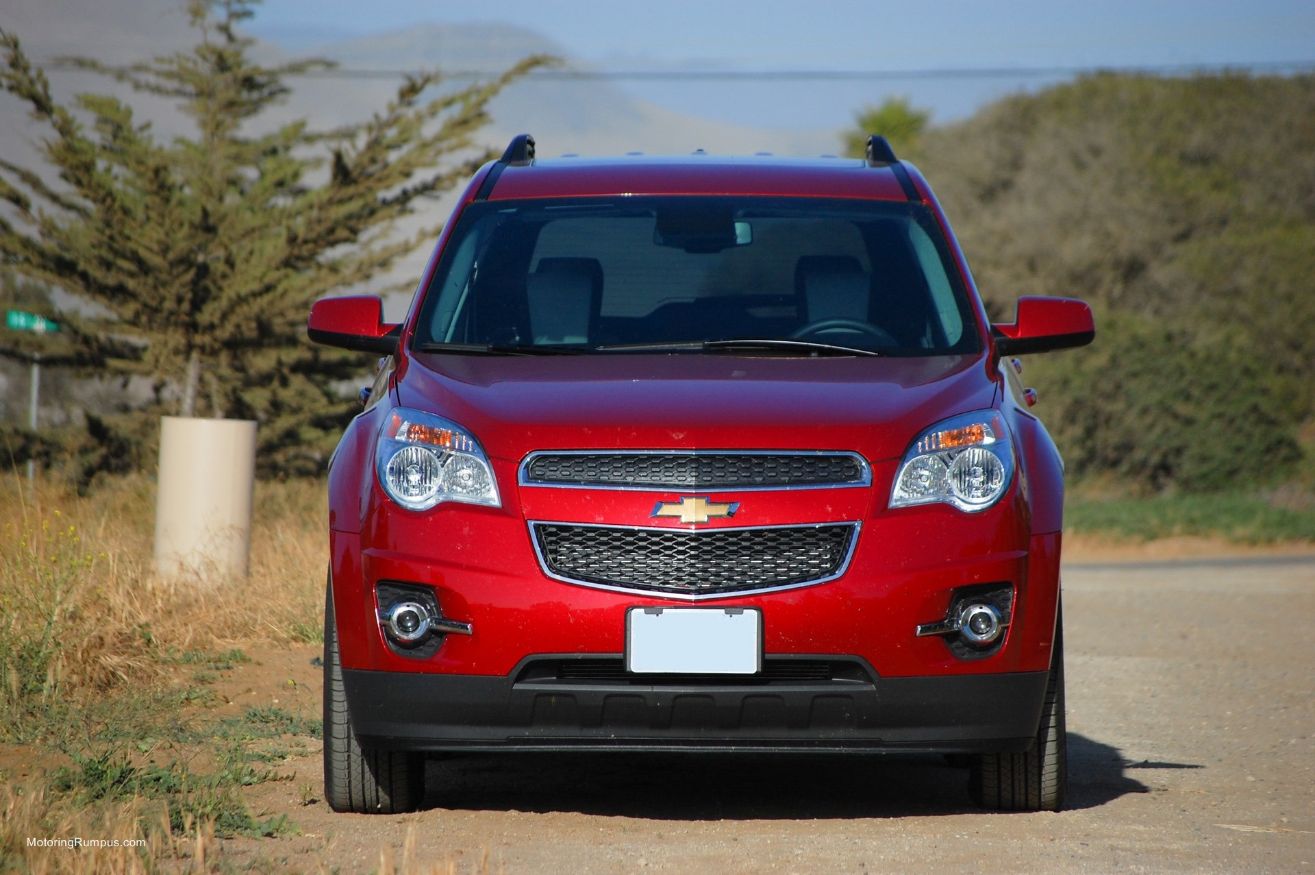 2014 Chevy Equinox Front