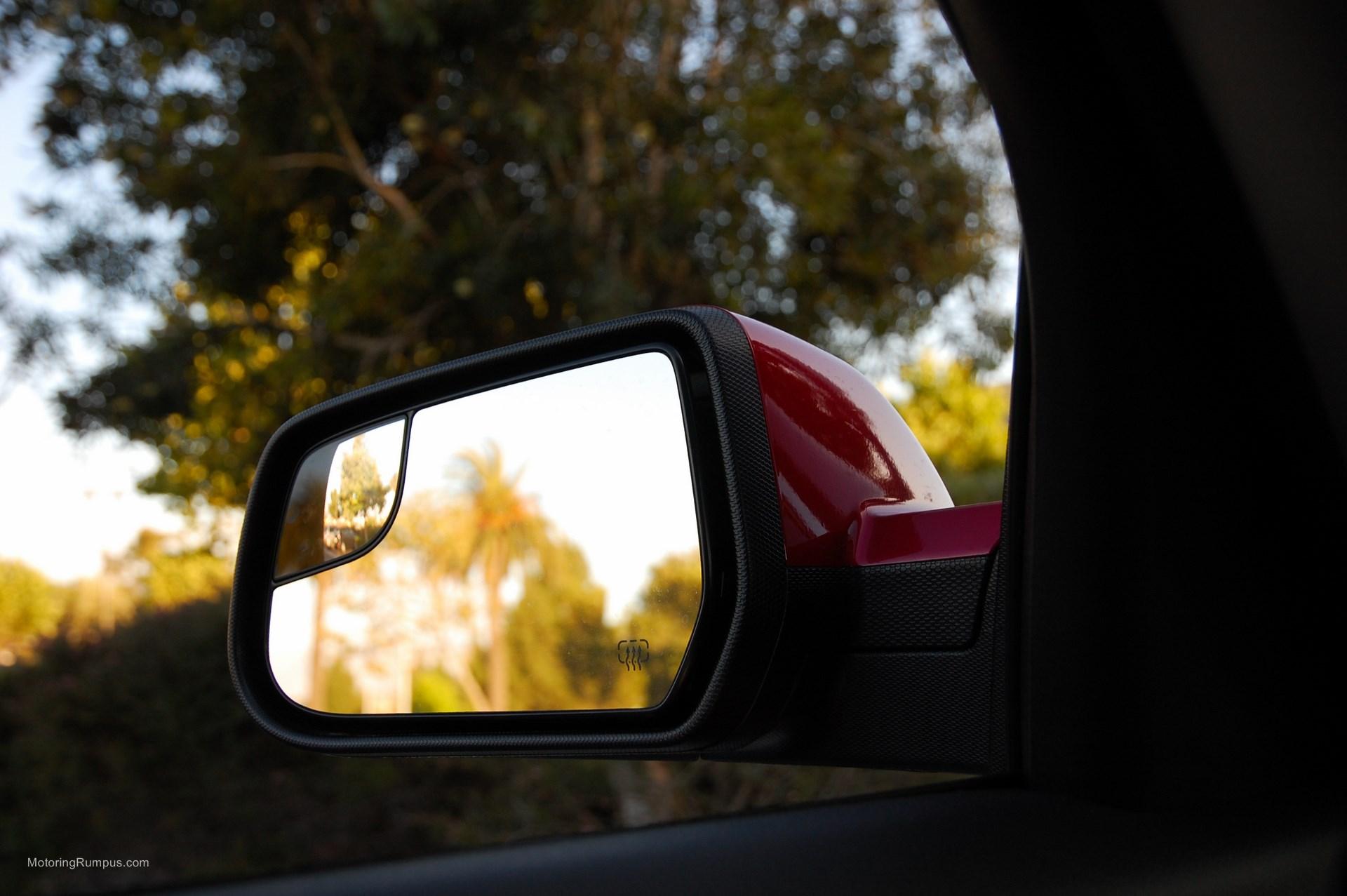 2014 Chevy Equinox Heated Mirrors