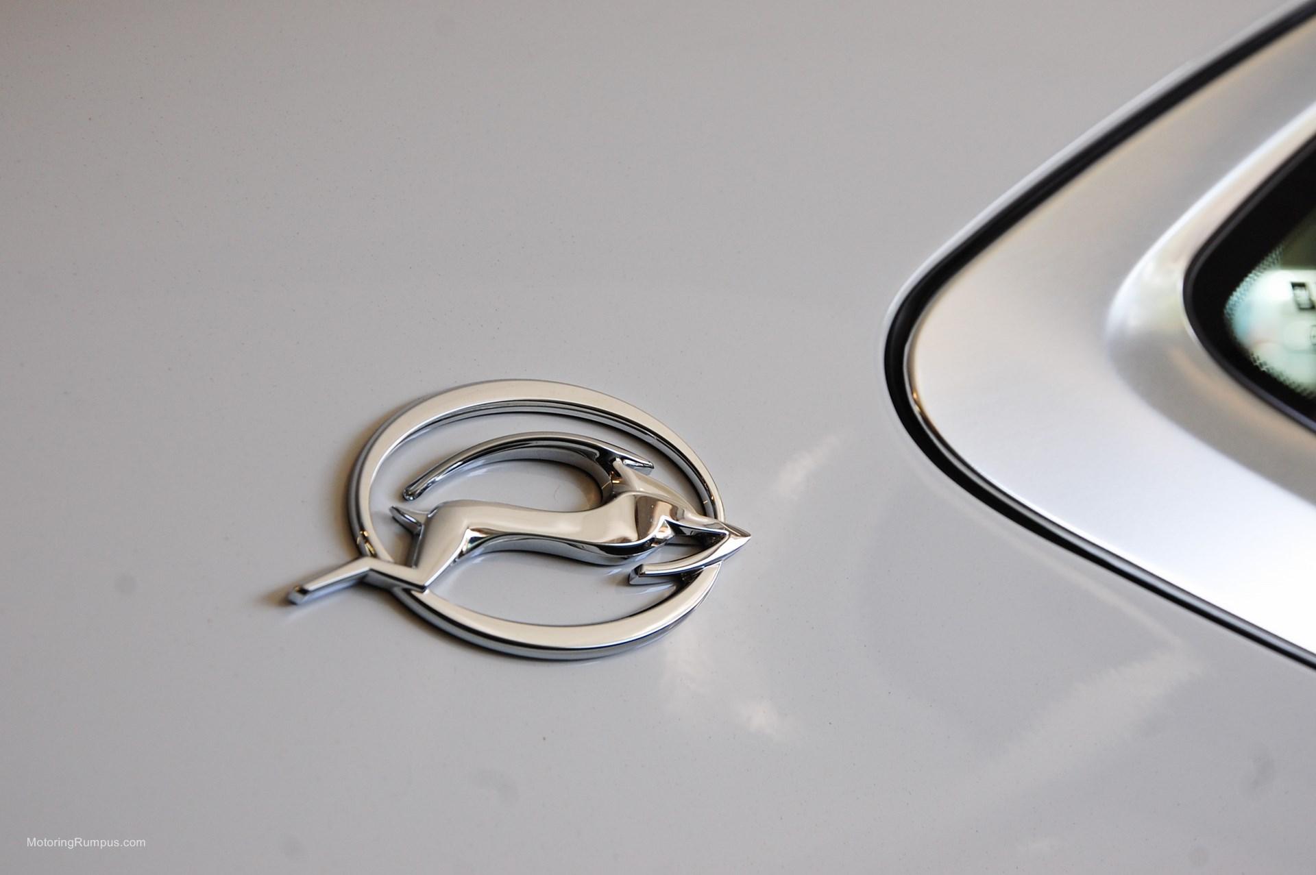 2014 Chevy Impala Emblem