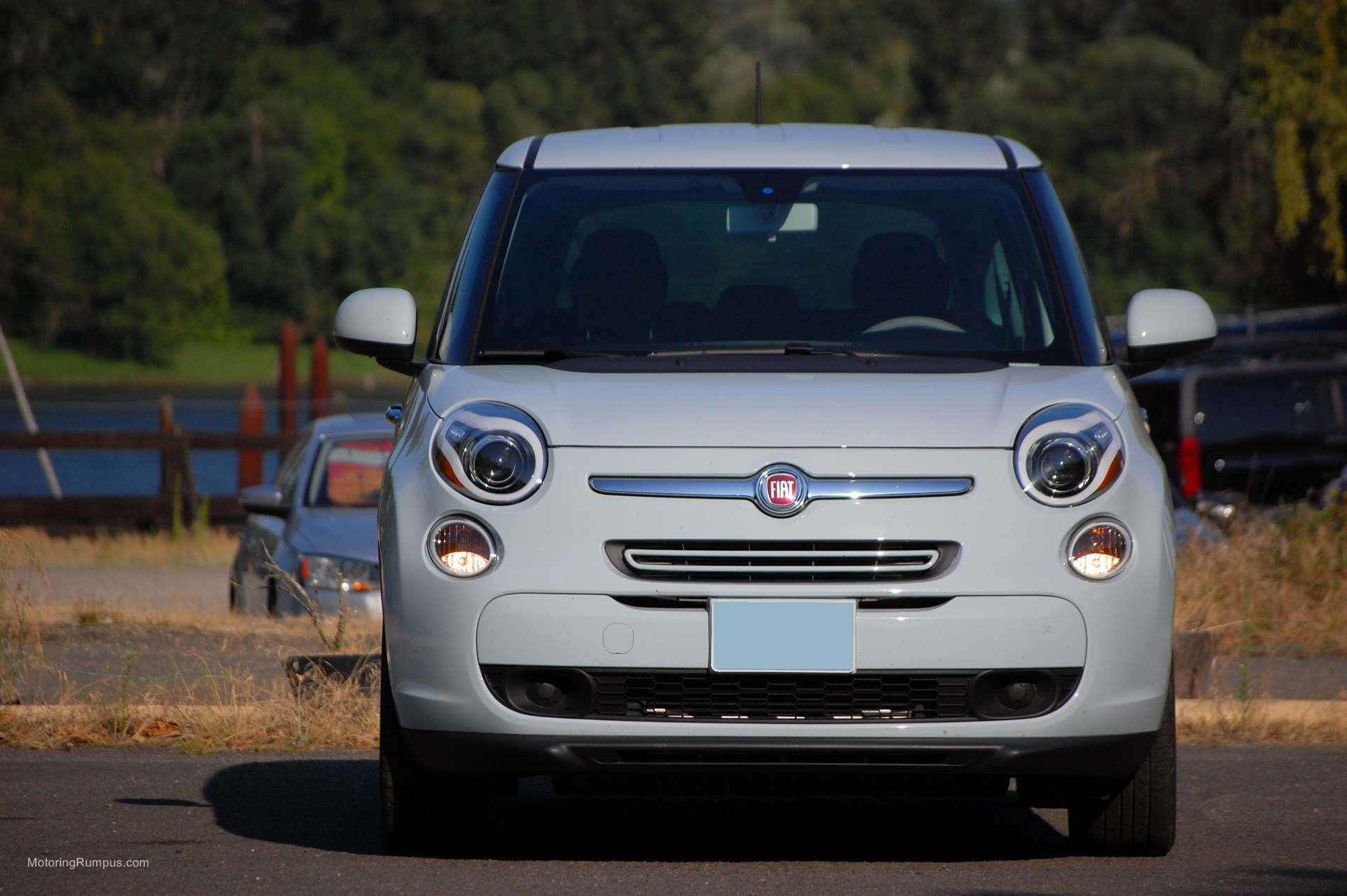 2014 FIAT 500L Easy Front