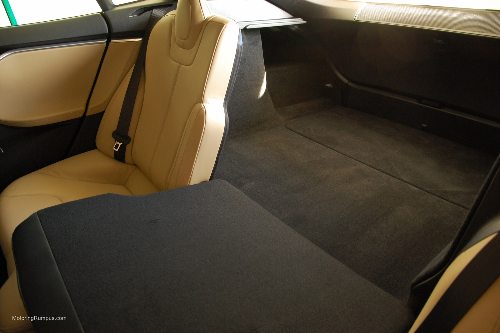 tesla model s back seats fold. Black Bedroom Furniture Sets. Home Design Ideas