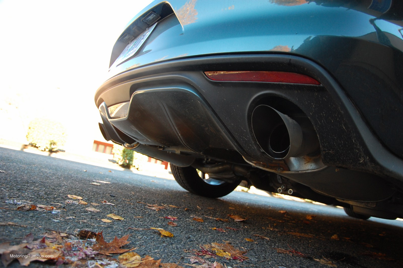 2015 Ford Mustang EcoBoost Exhaust