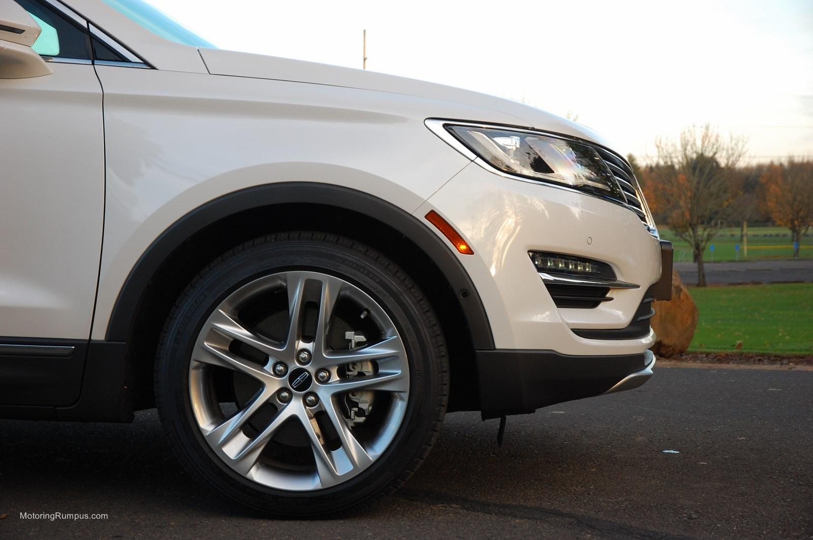 2015 Lincoln MKC 19-inch Wheels