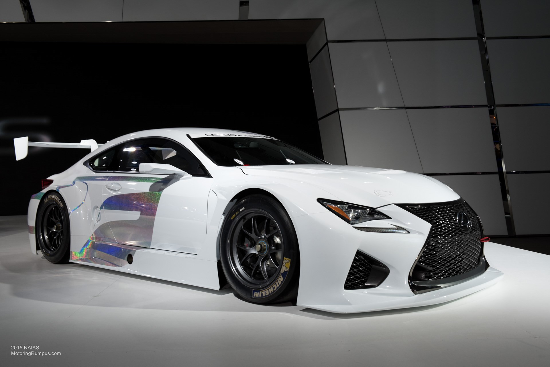 2015 NAIAS Lexus RC F GT3 Racing Concept
