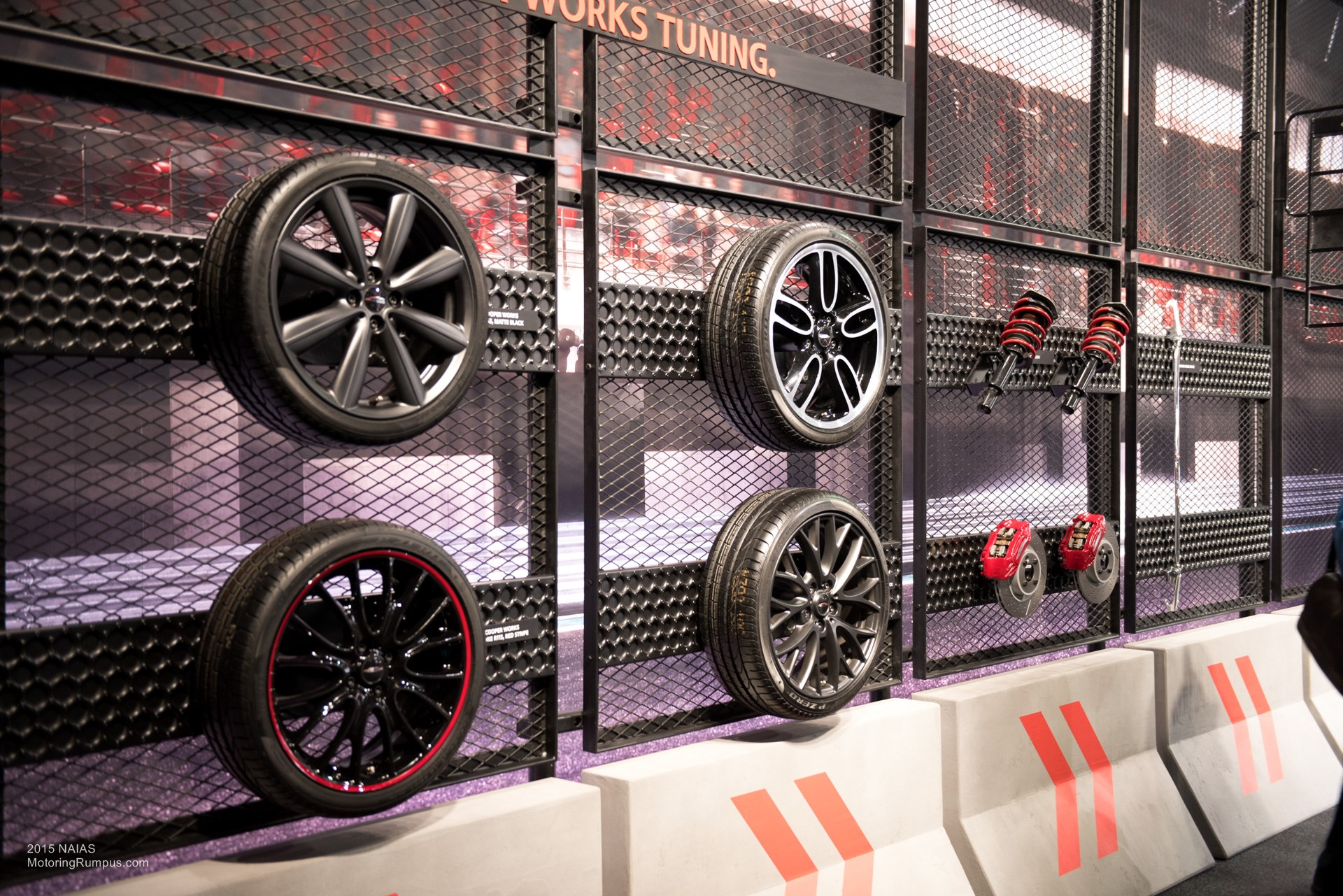 2015 NAIAS Mini John Cooper Works Tuning