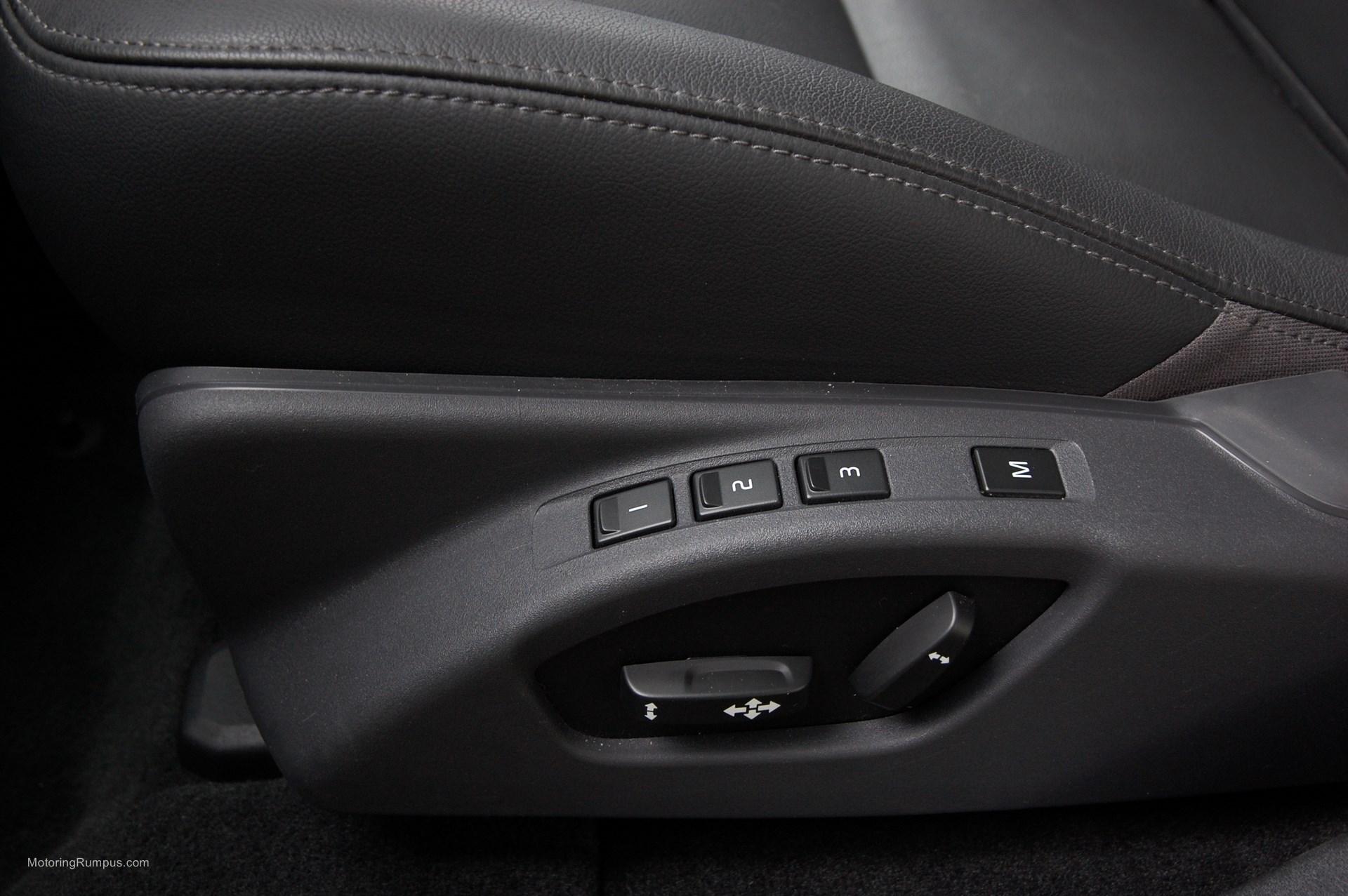 2015 Volvo XC60 Power Driver Seat
