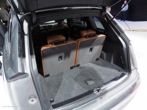 2016 NAIAS Audi Q7 Trunk
