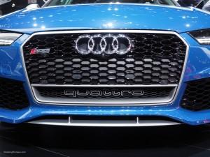 2016 NAIAS Audi RS7