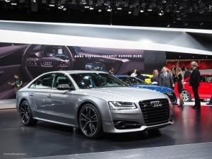 2016 NAIAS Audi S8