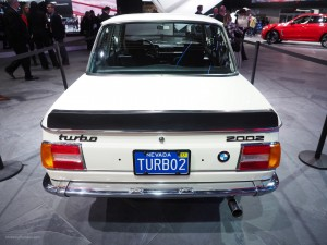 2016 NAIAS BMW 2002