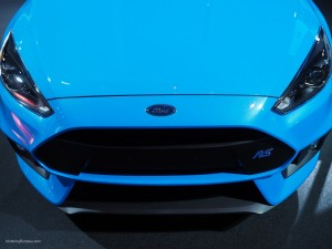 2016 NAIAS Ford Focus RS Front Bumper