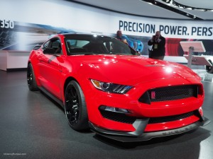 2016 NAIAS Ford Mustang Shelby GT350R