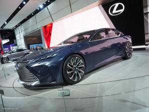 2016 NAIAS Lexus LF FC Concept