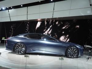 2016 NAIAS Lexus LF FC Hydrogen Concept