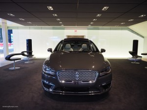 2016 NAIAS Lincoln MKZ