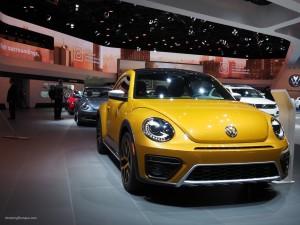 2016 NAIAS VW Beetle Dune