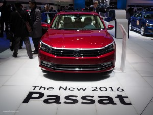 2016 NAIAS VW Passat