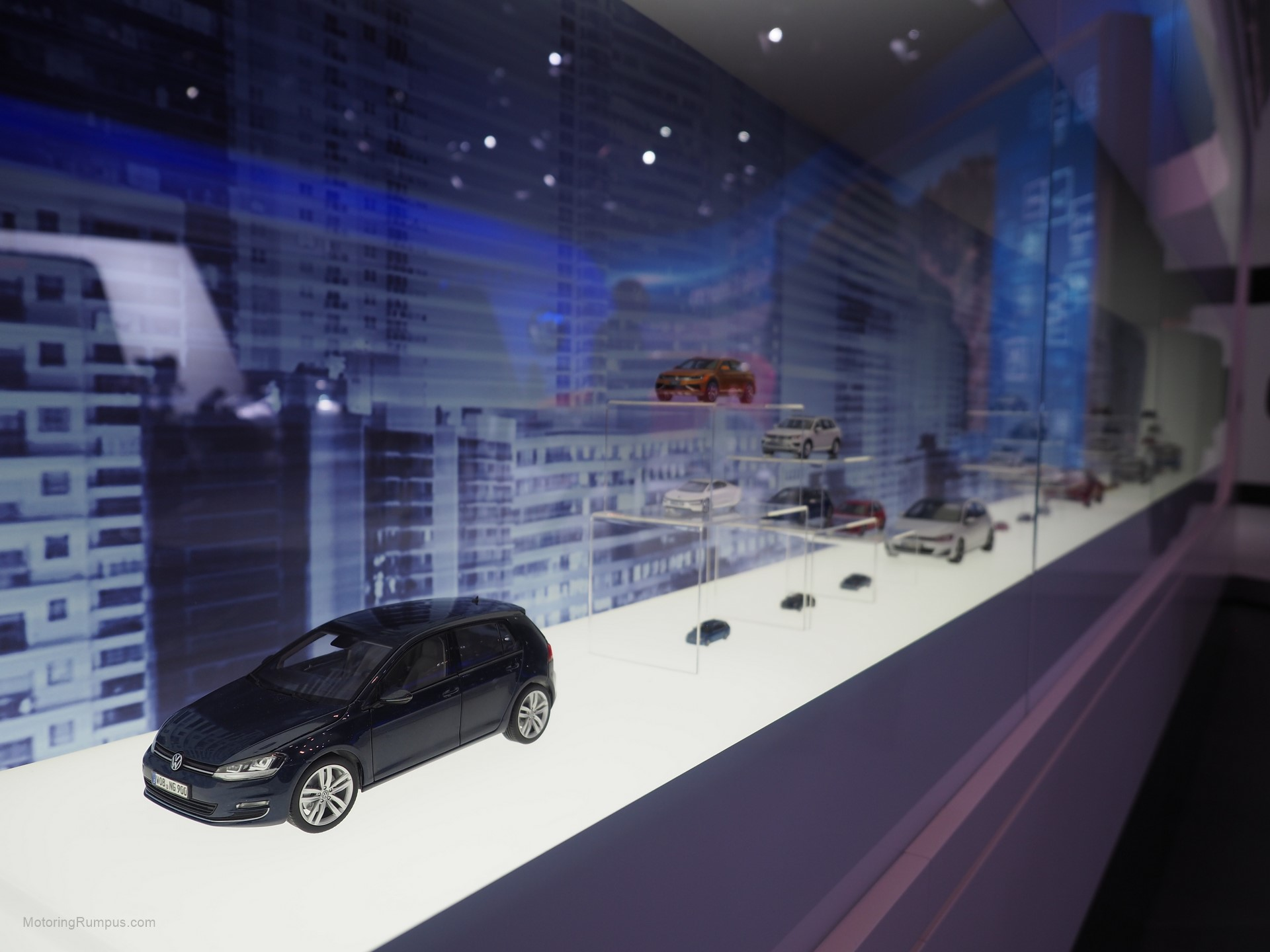 2016 NAIAS VW Scale Models