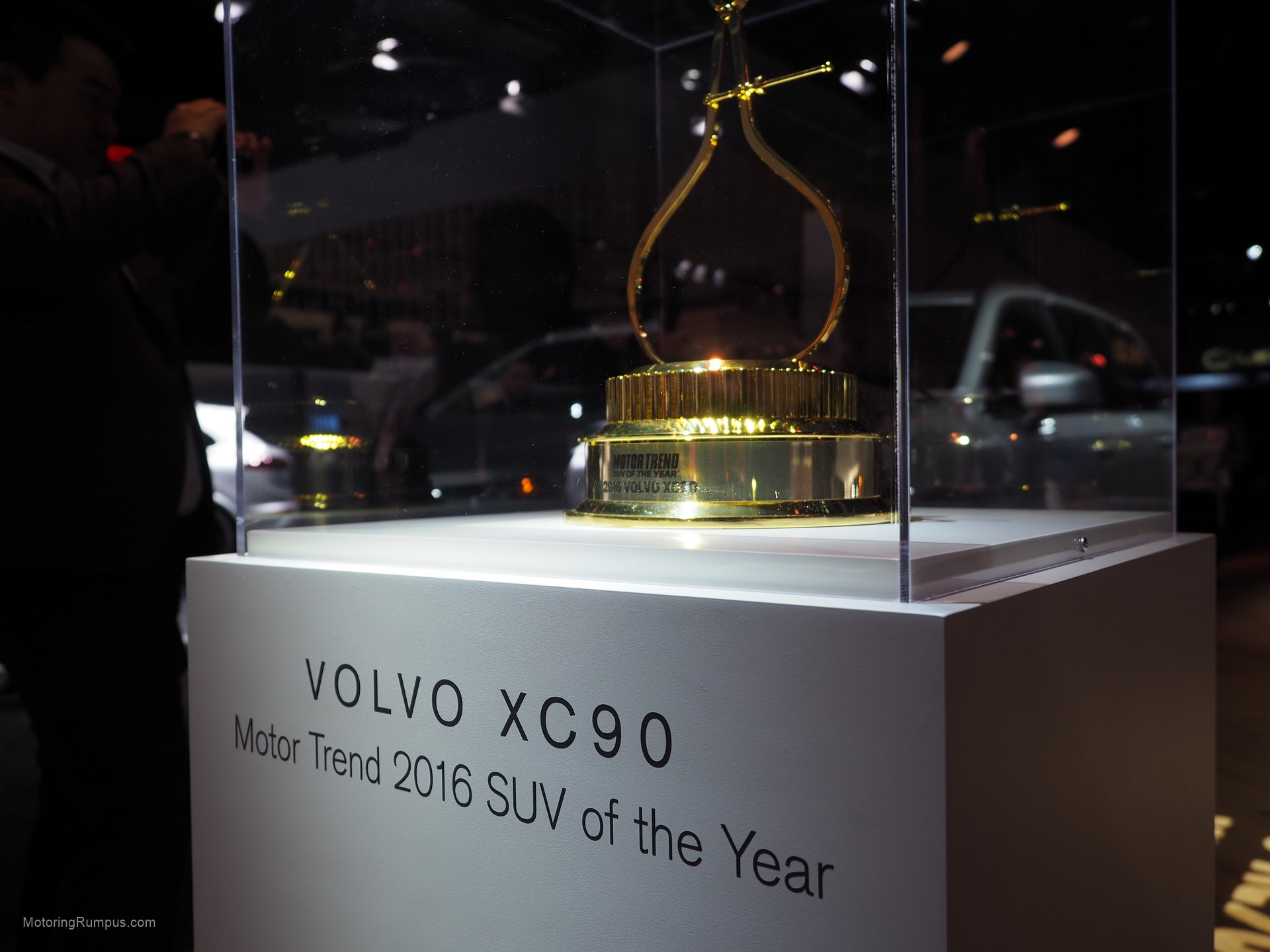 2016 NAIAS Volvo XC90 SUV of the Year