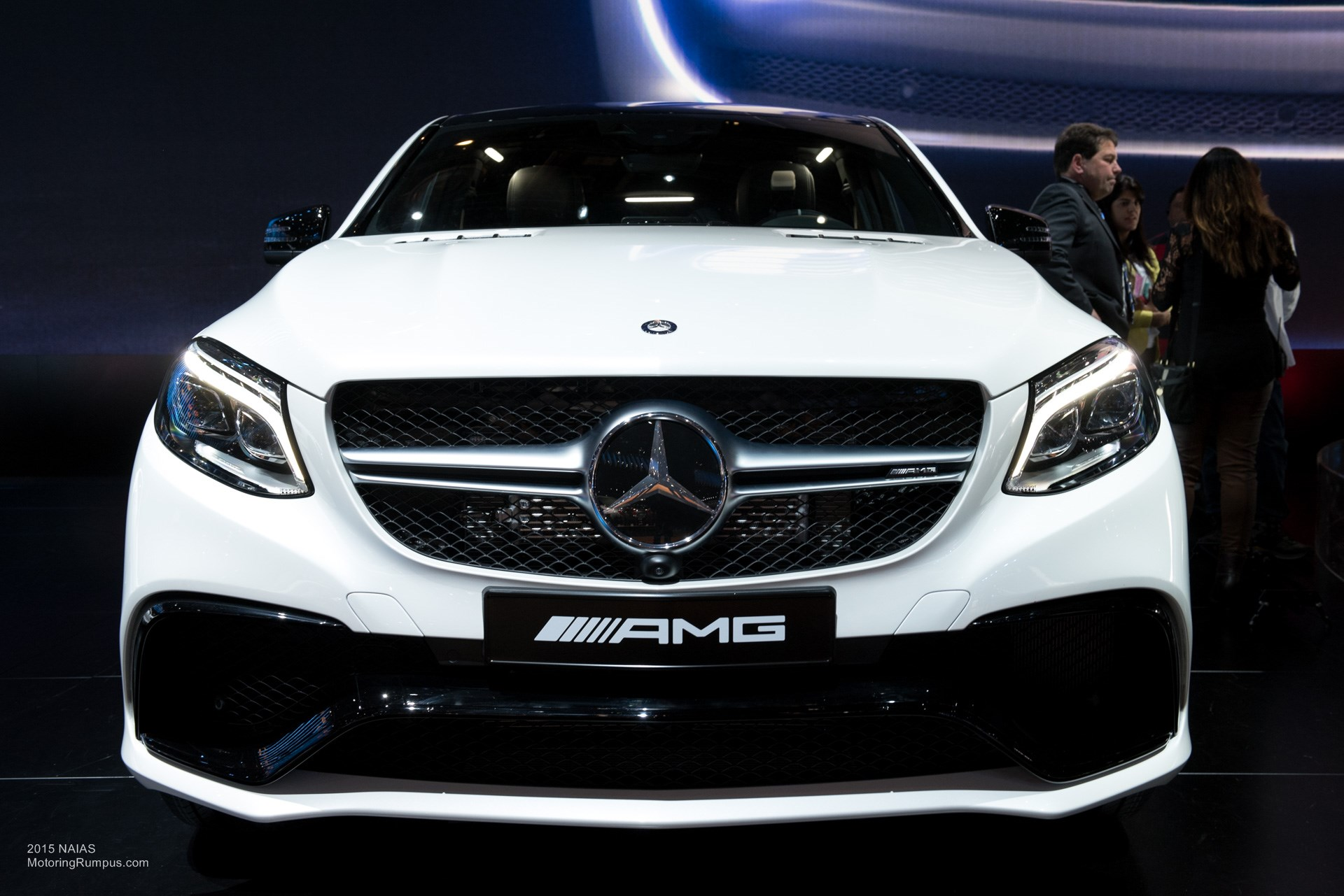 Mercedes-AMG GLE 63 S Front