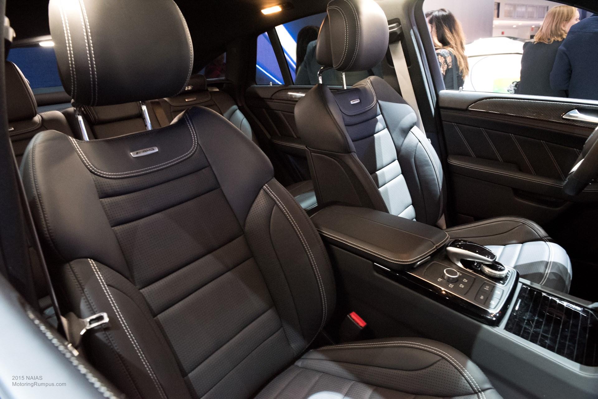 Mercedes-AMG GLE 63 S Seats